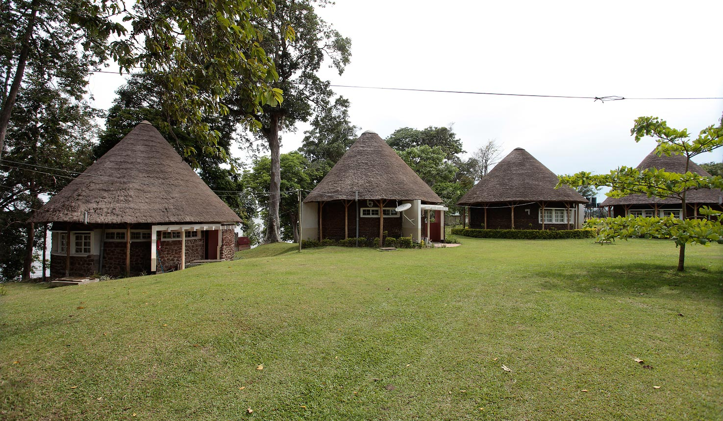 CHURCH OF UGANDA BEACH COTTAGES