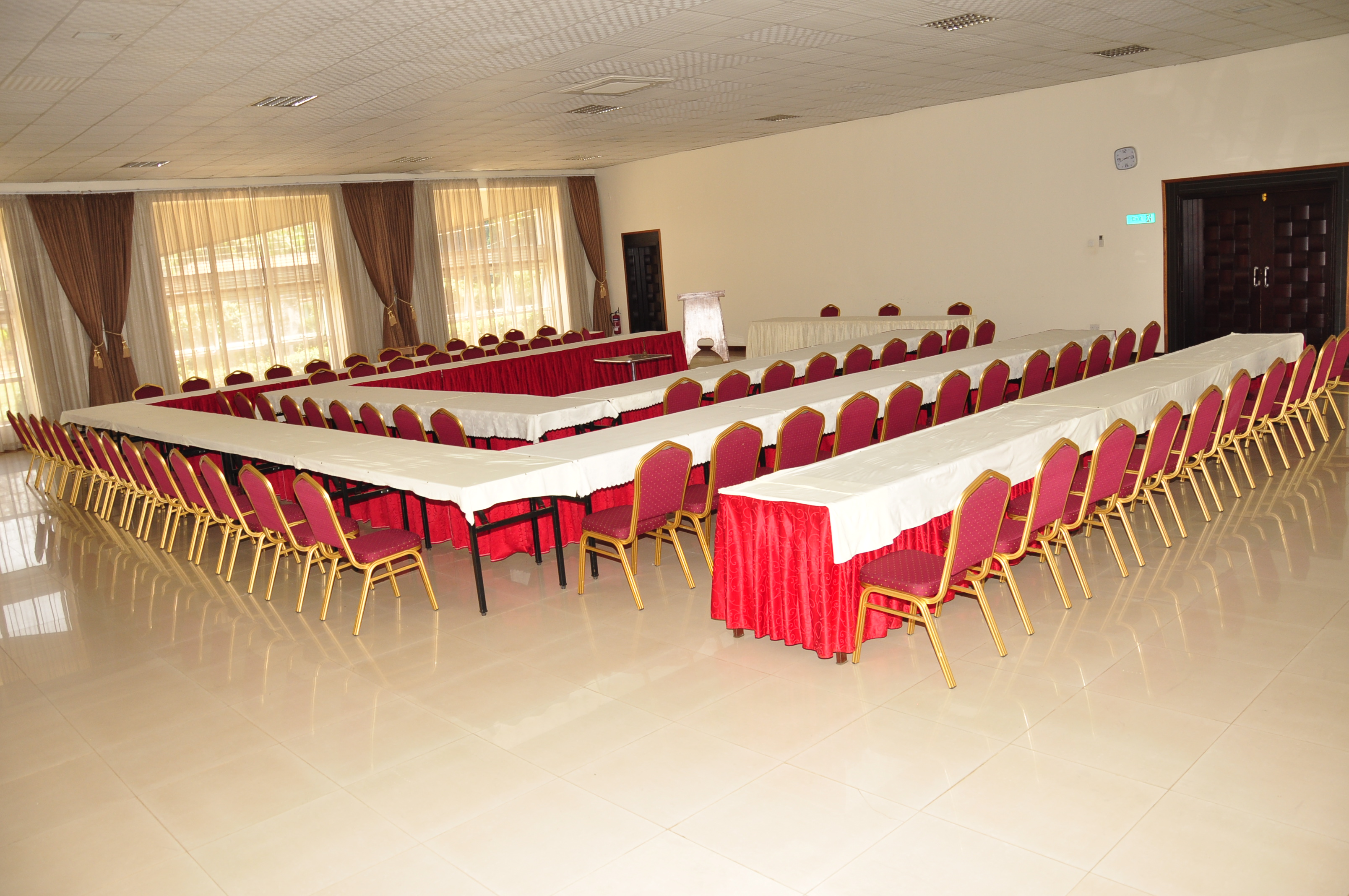 UPPER SPACIOUS CONFERENCE ROOM
