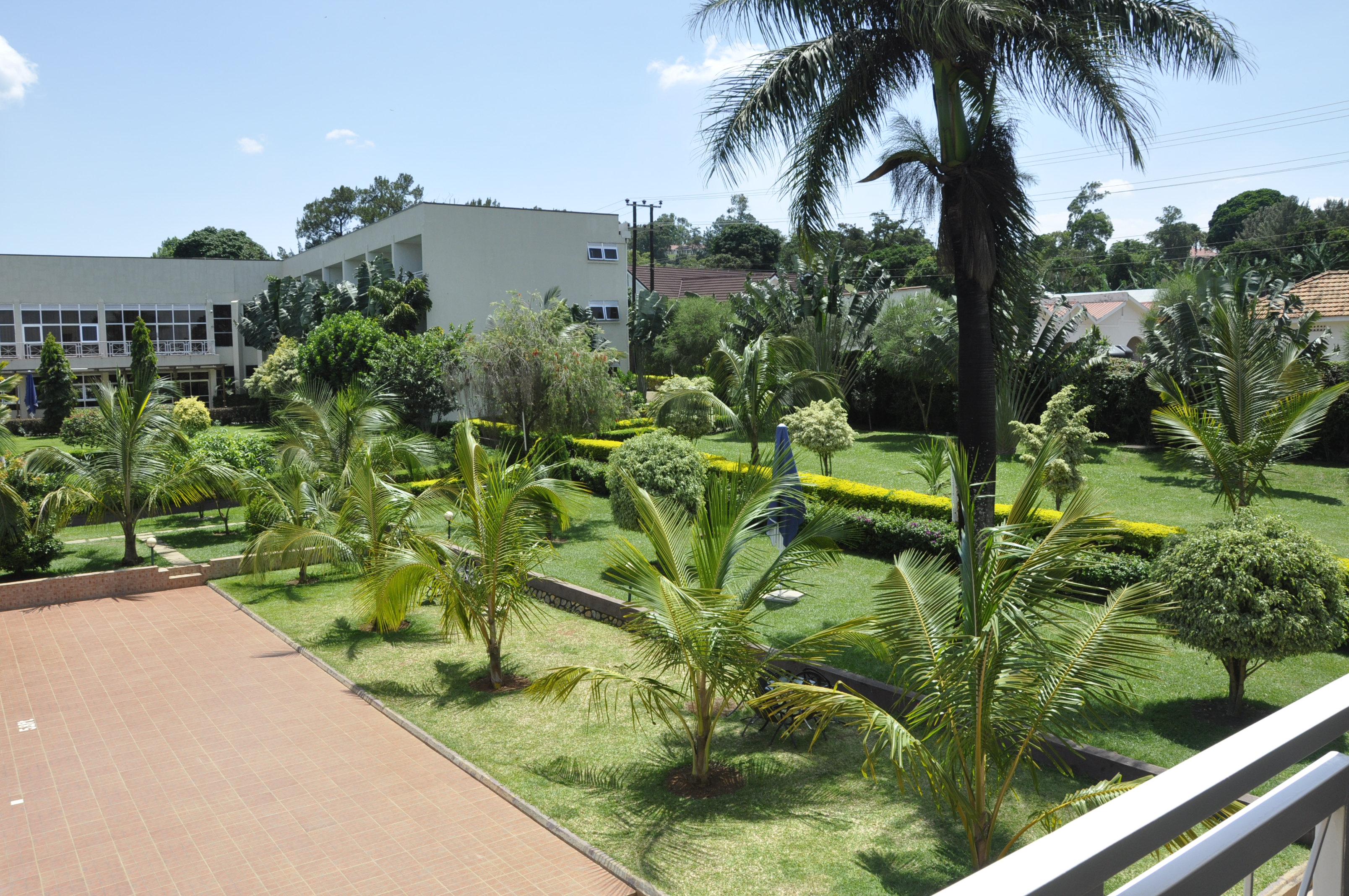 POOL SIDE COMPOUND FOR EVENTS