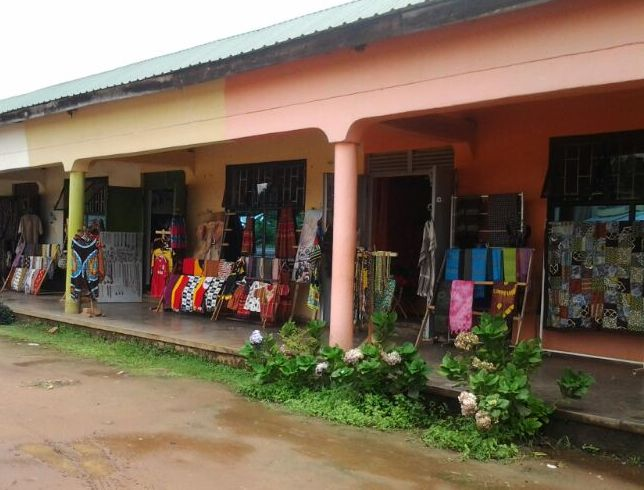 SOVENIOR SHOPS AT EQUATOR KAYABWE